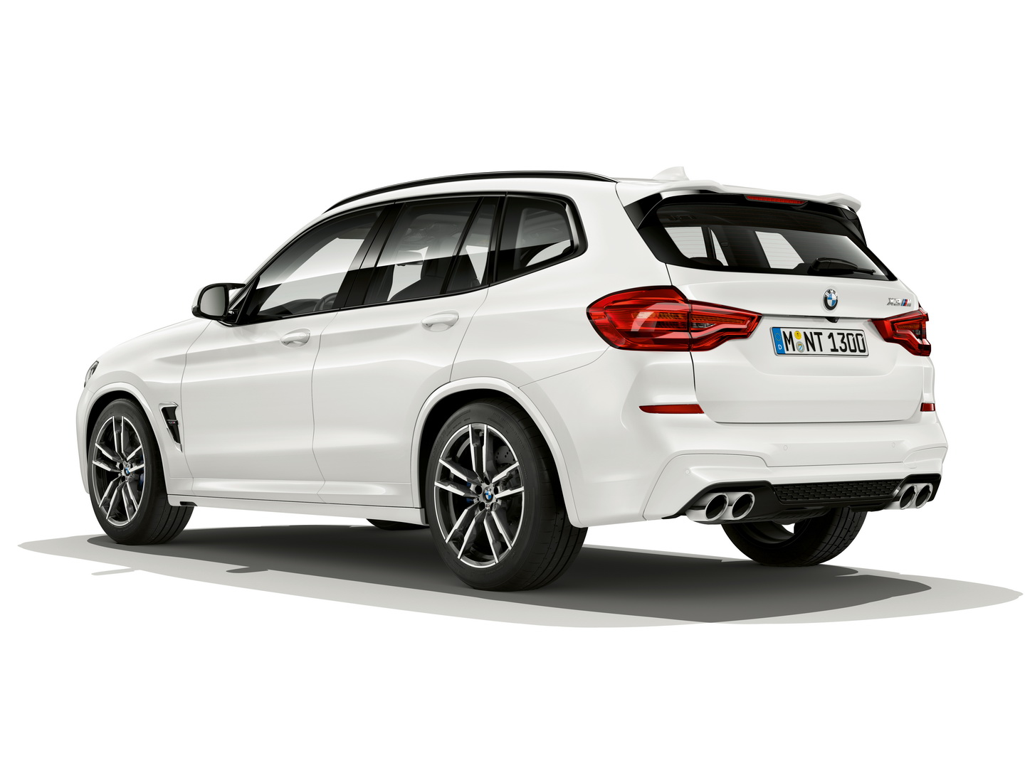New 2019 BMW X3 X4 M Competition 105