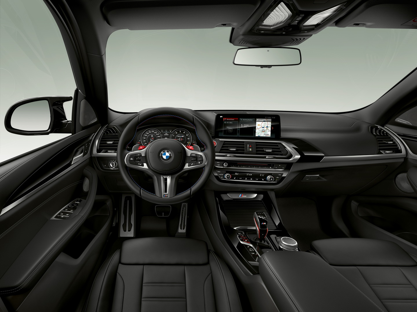 New 2019 BMW X3 X4 M Competition 106