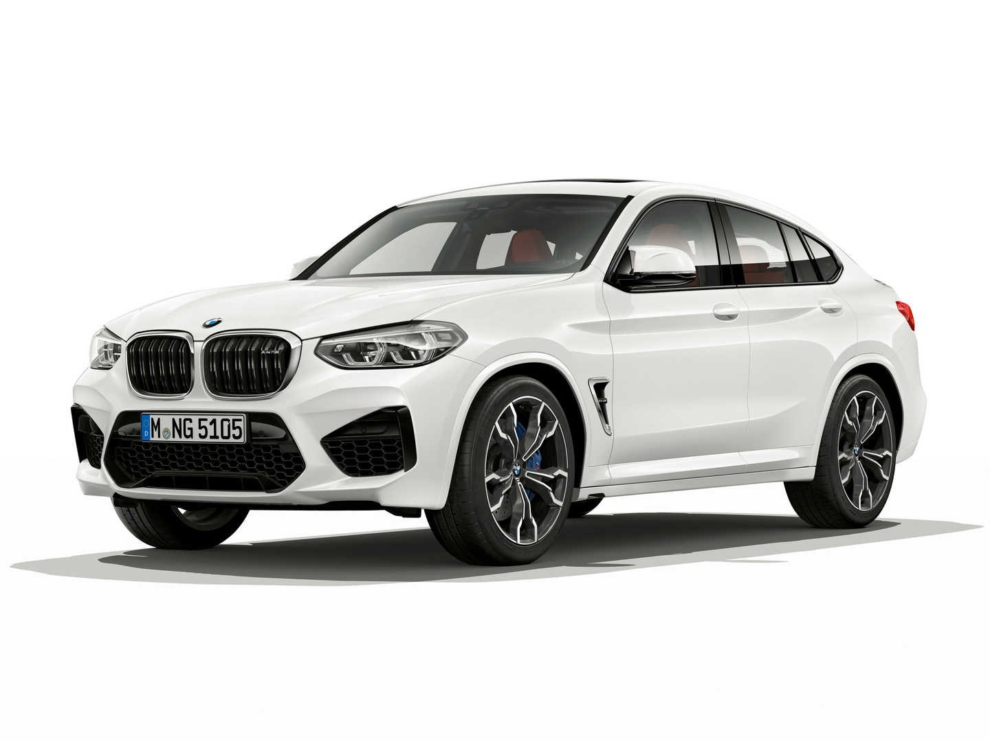New 2019 BMW X3 X4 M Competition 110