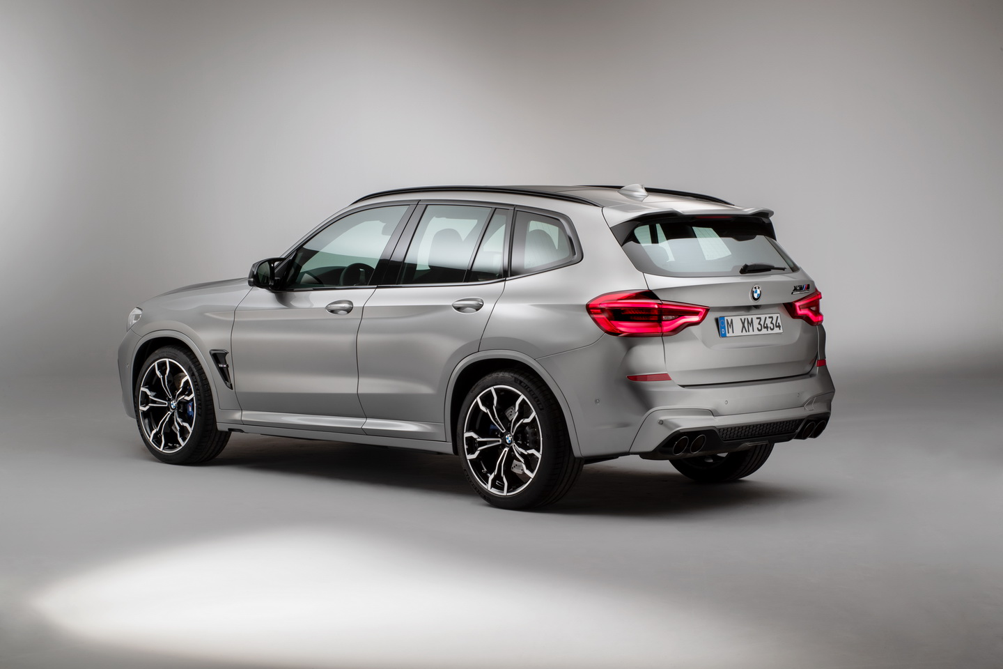 New 2019 BMW X3 X4 M Competition 116