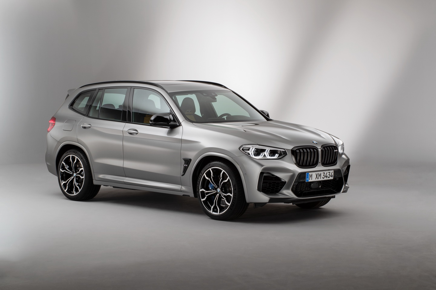 New 2019 BMW X3 X4 M Competition 117
