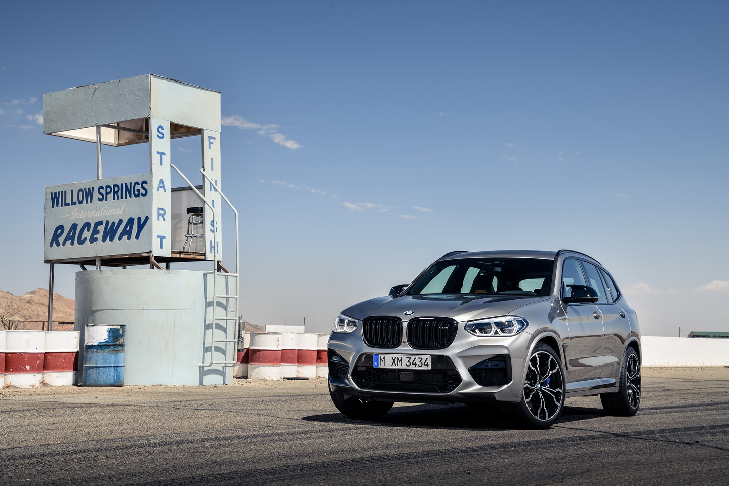 New 2019 BMW X3 X4 M Competition 12