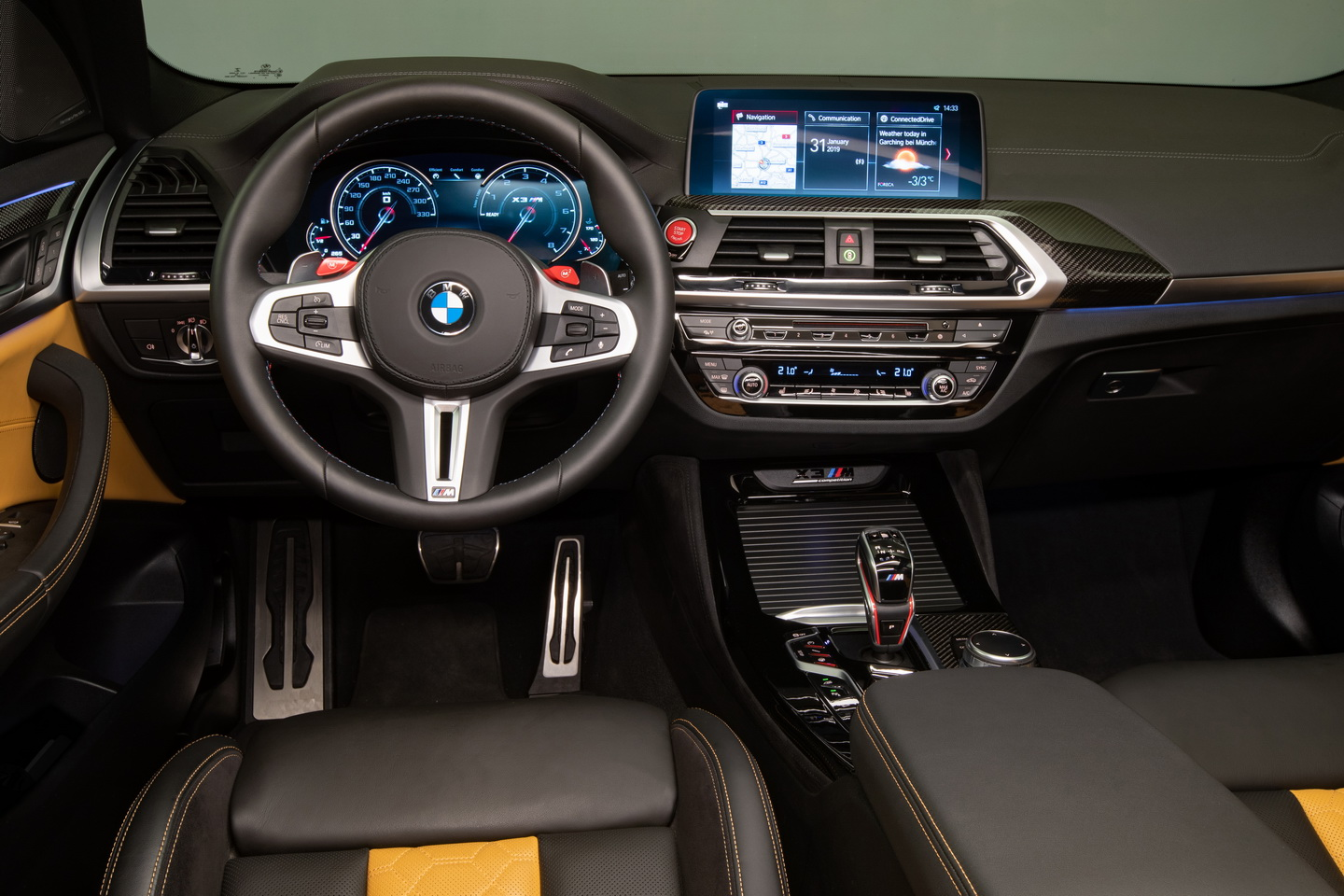 New 2019 BMW X3 X4 M Competition 126