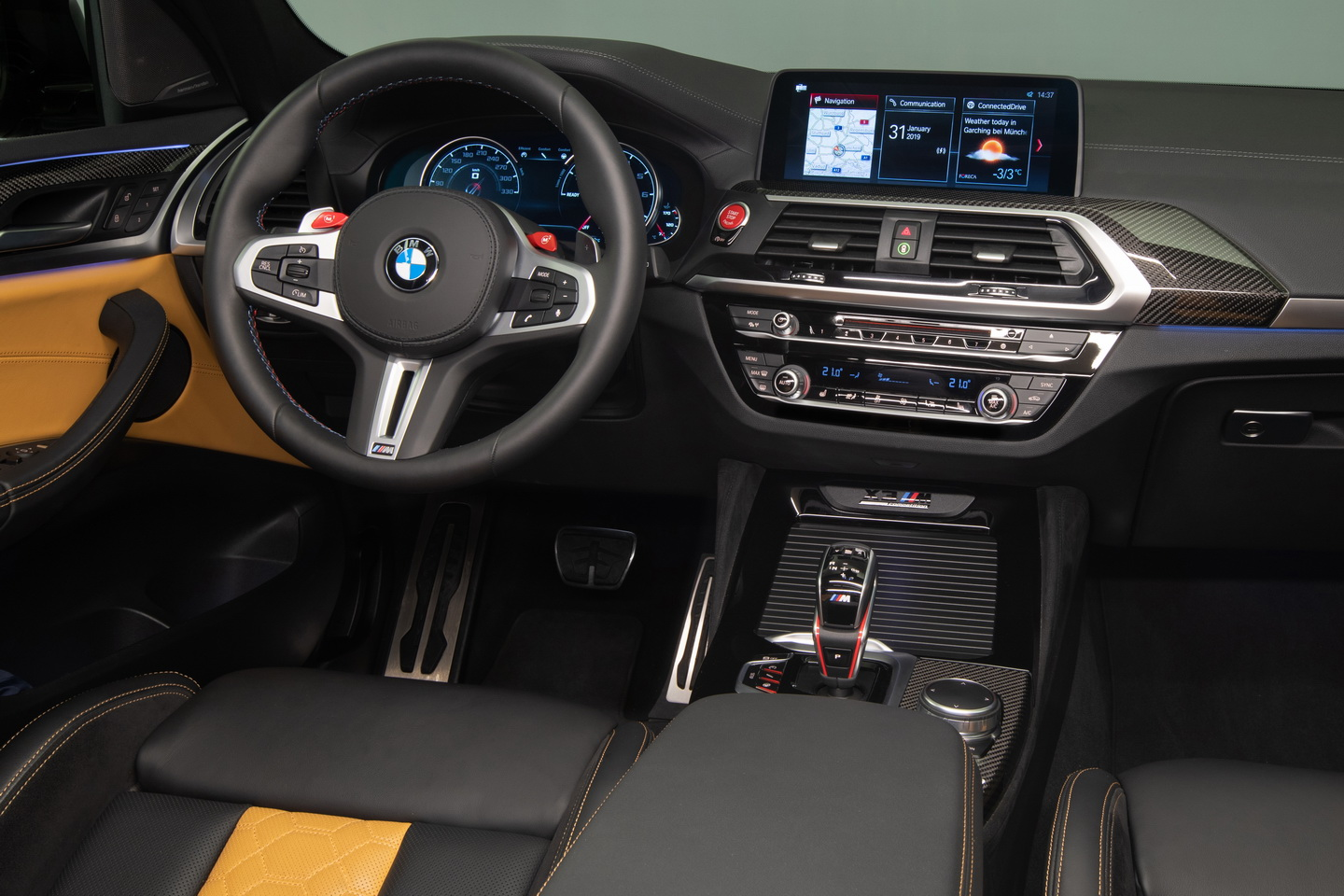 New 2019 BMW X3 X4 M Competition 128