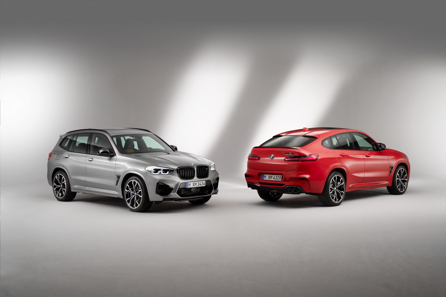 New 2019 BMW X3 X4 M Competition 138