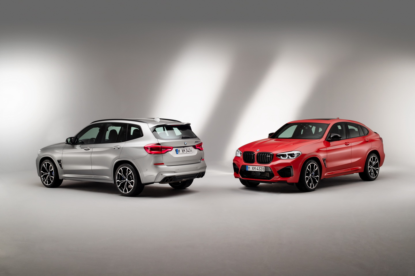 New 2019 BMW X3 X4 M Competition 139