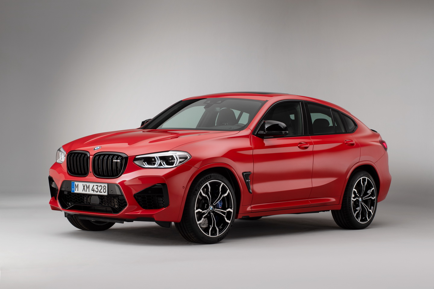 New 2019 BMW X3 X4 M Competition 140