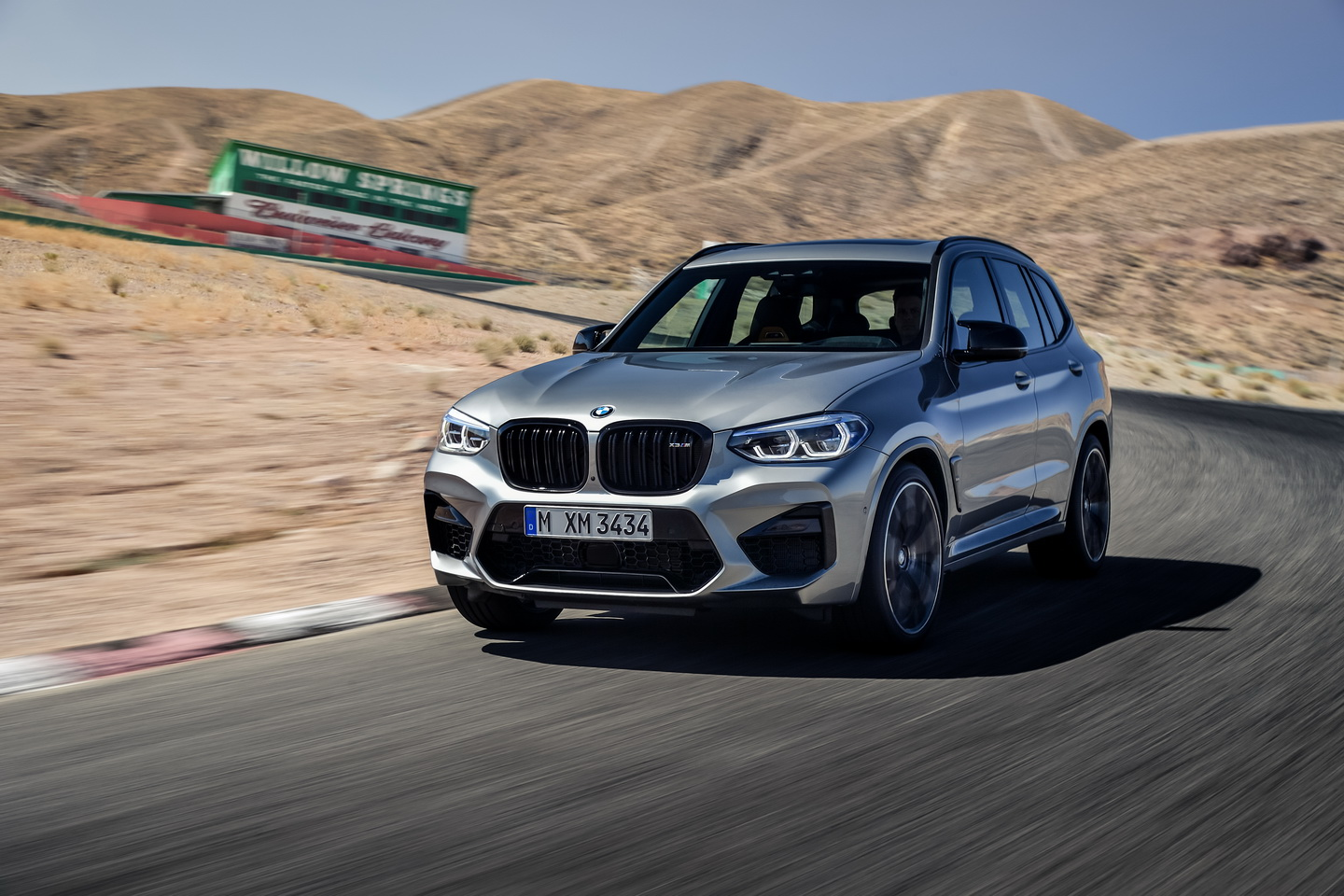 New 2019 BMW X3 X4 M Competition 15