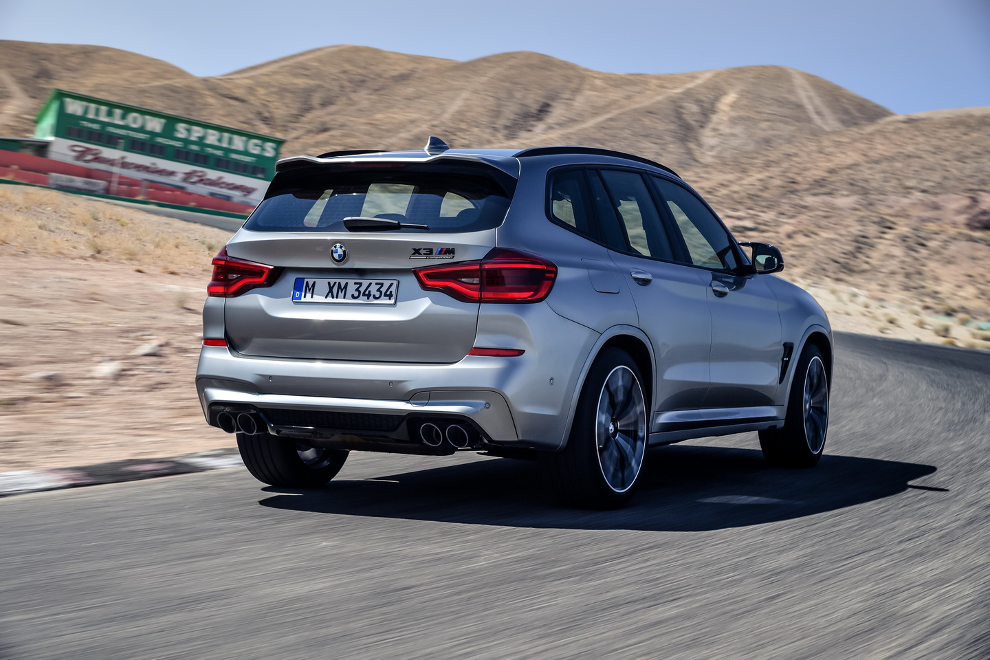 New 2019 BMW X3 X4 M Competition 16