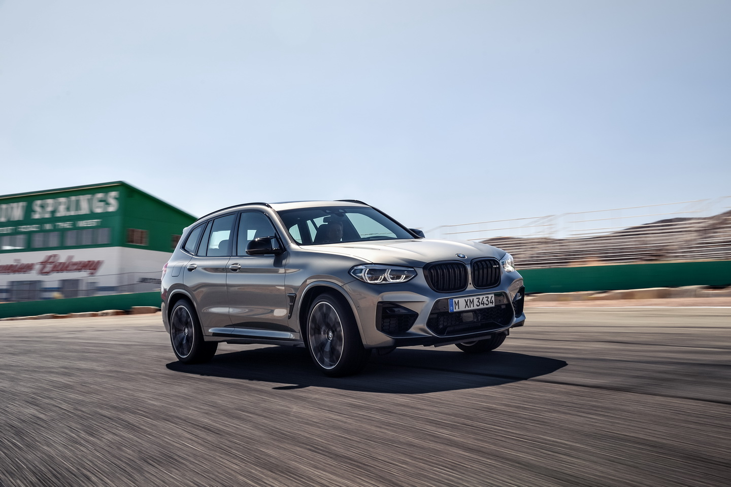 New 2019 BMW X3 X4 M Competition 17