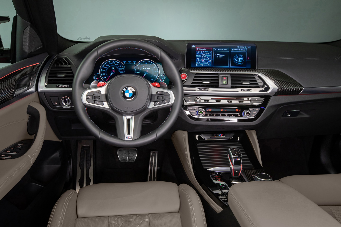 New 2019 BMW X3 X4 M Competition 170