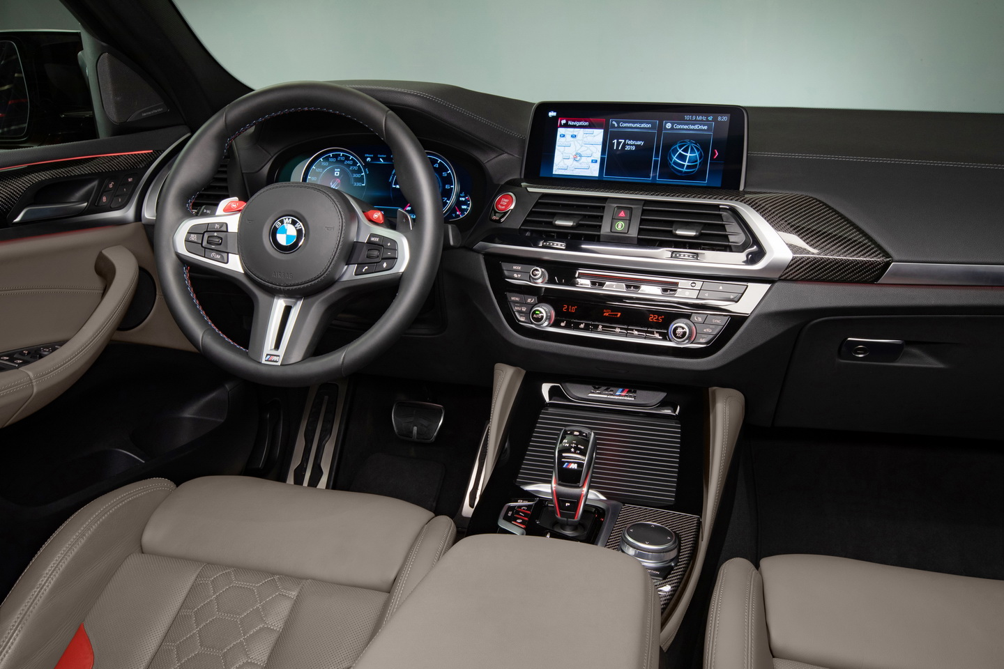 New 2019 BMW X3 X4 M Competition 171
