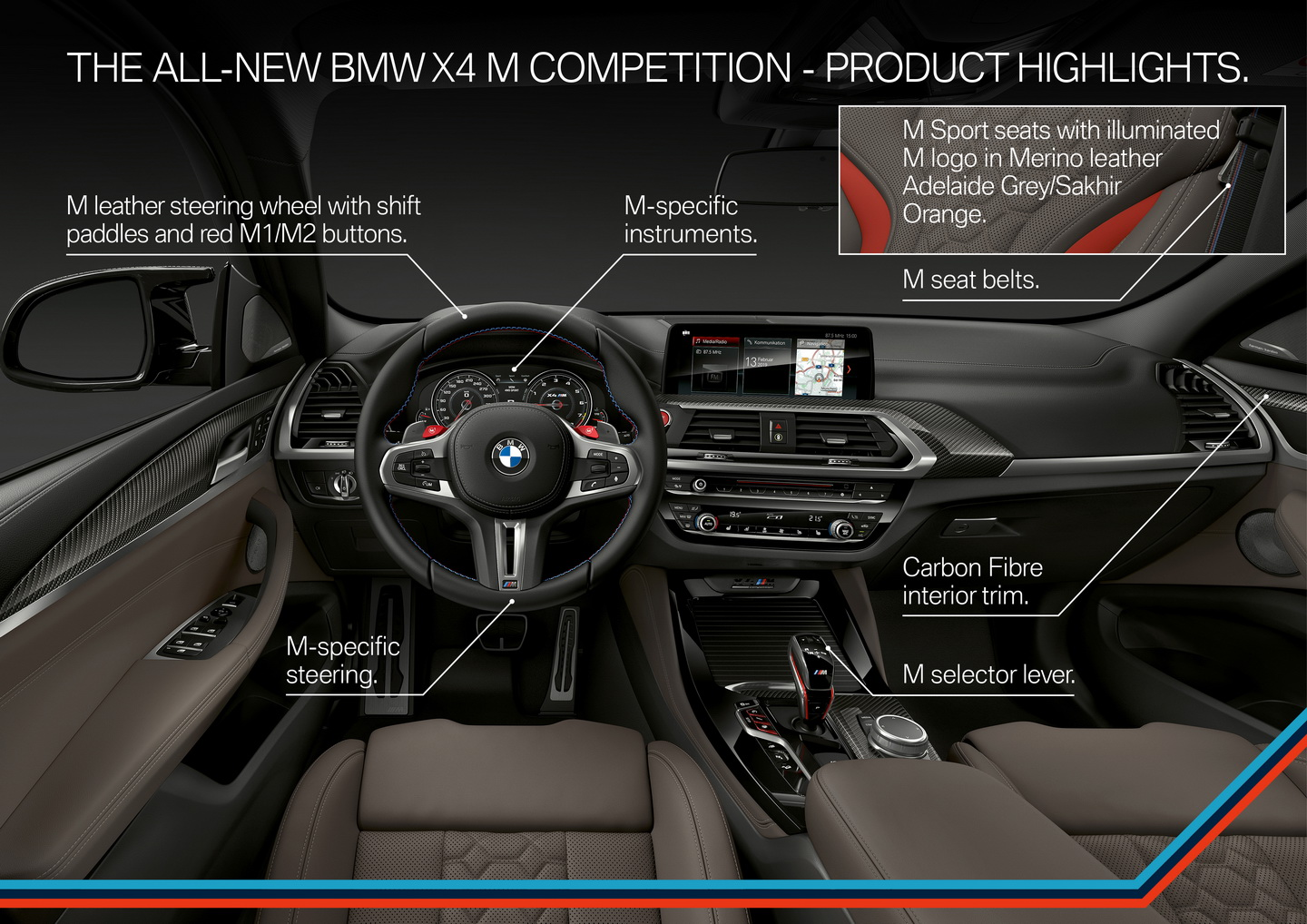 New 2019 BMW X3 X4 M Competition 179