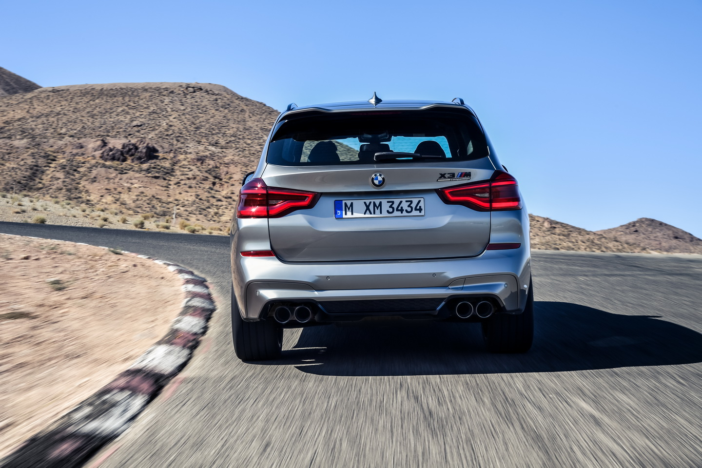 New 2019 BMW X3 X4 M Competition 18