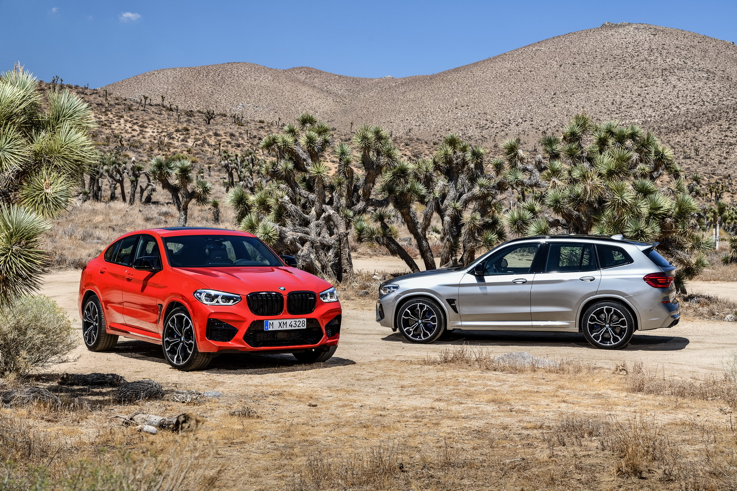 New 2019 BMW X3 X4 M Competition 181