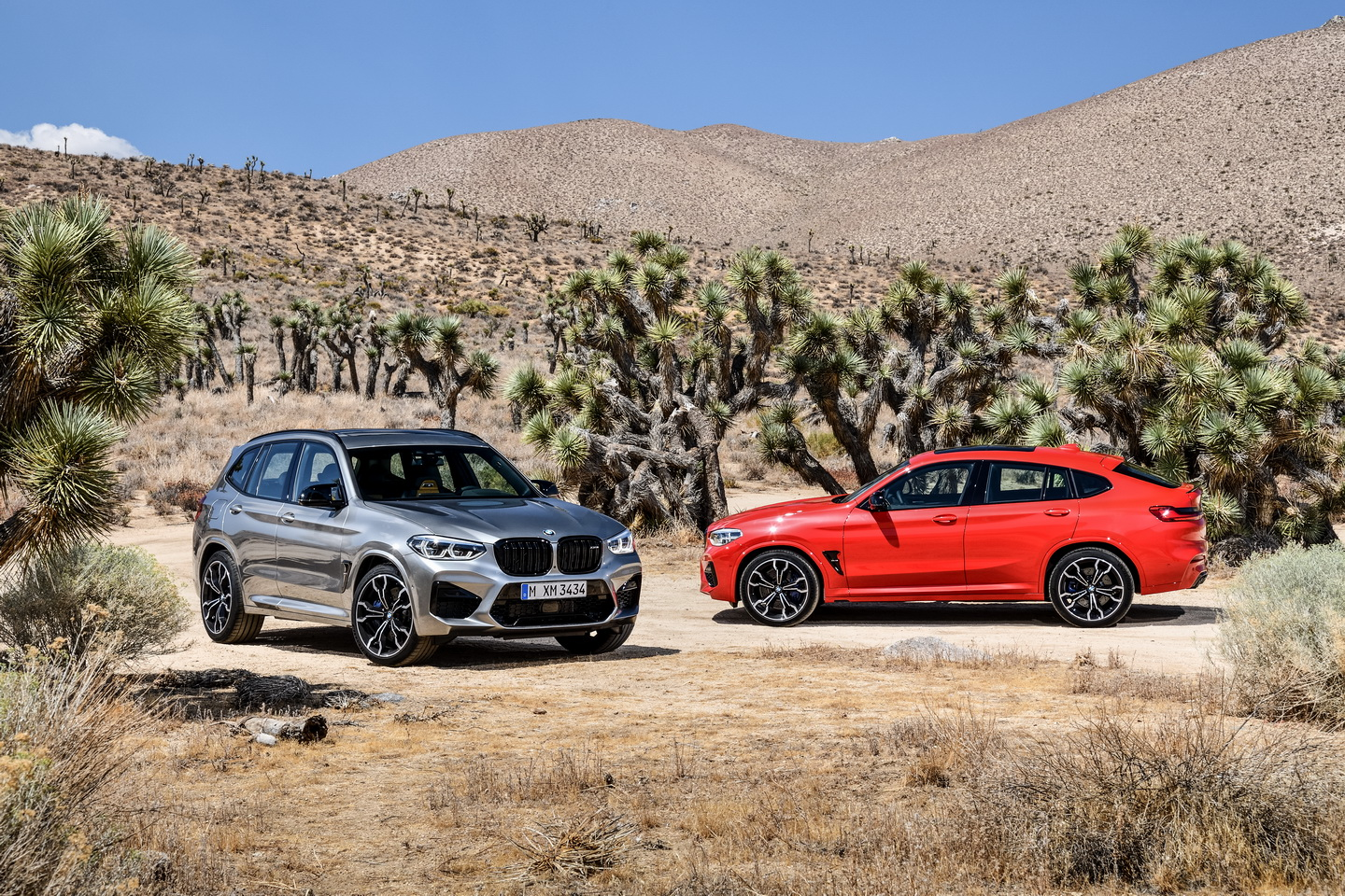 New 2019 BMW X3 X4 M Competition 183