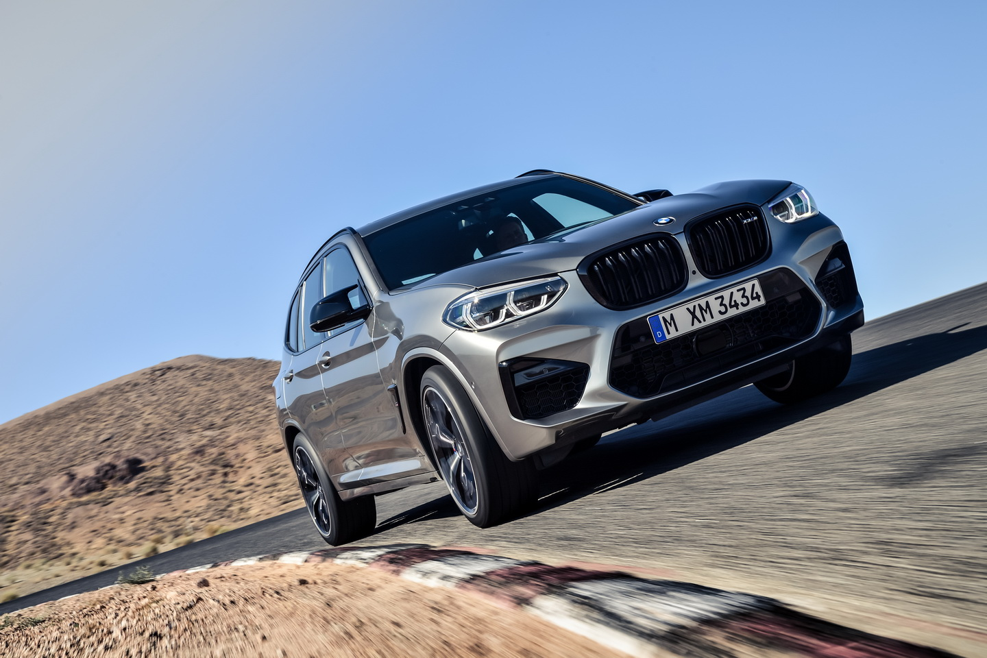 New 2019 BMW X3 X4 M Competition 19