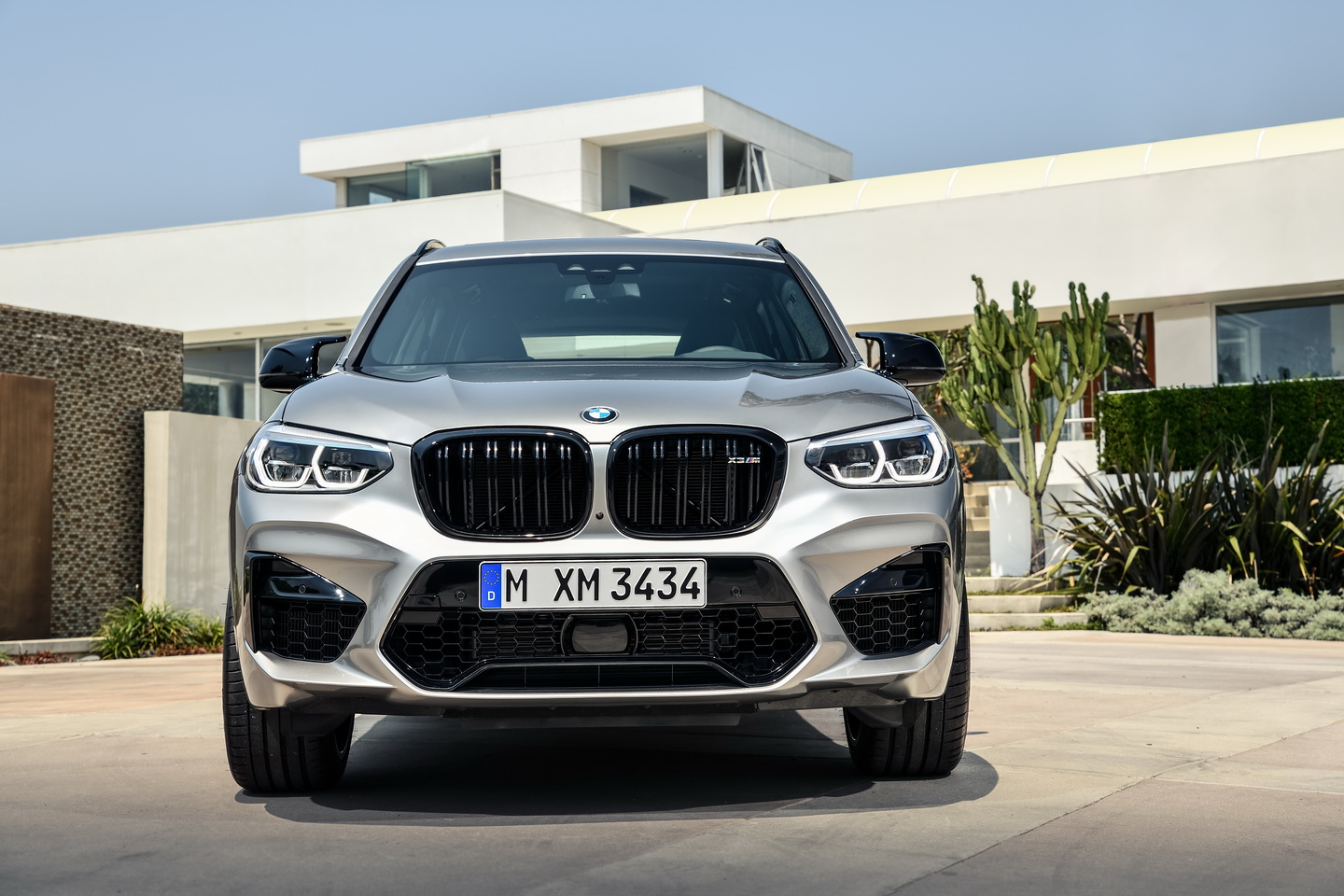 New 2019 BMW X3 X4 M Competition 2