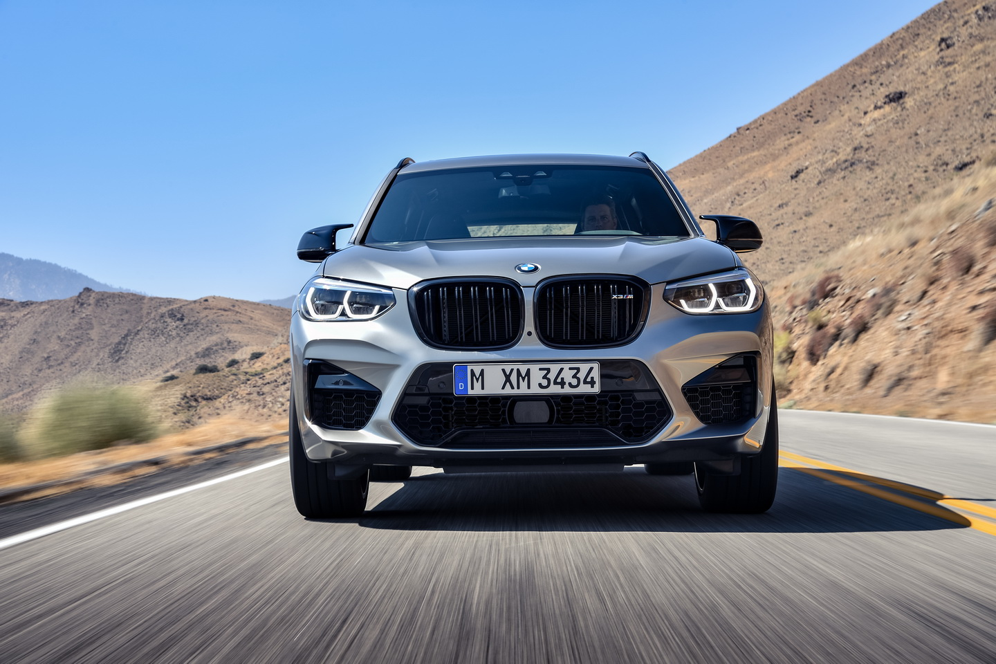 New 2019 BMW X3 X4 M Competition 21