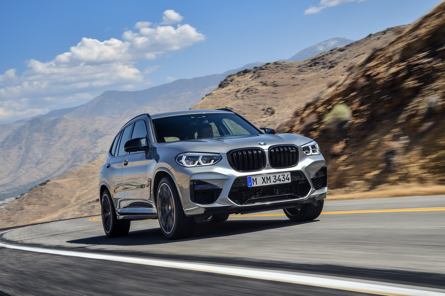New 2019 BMW X3 X4 M Competition 22
