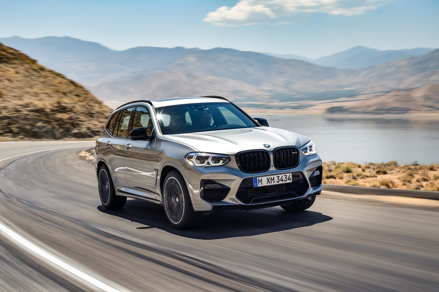 New 2019 BMW X3 X4 M Competition 23