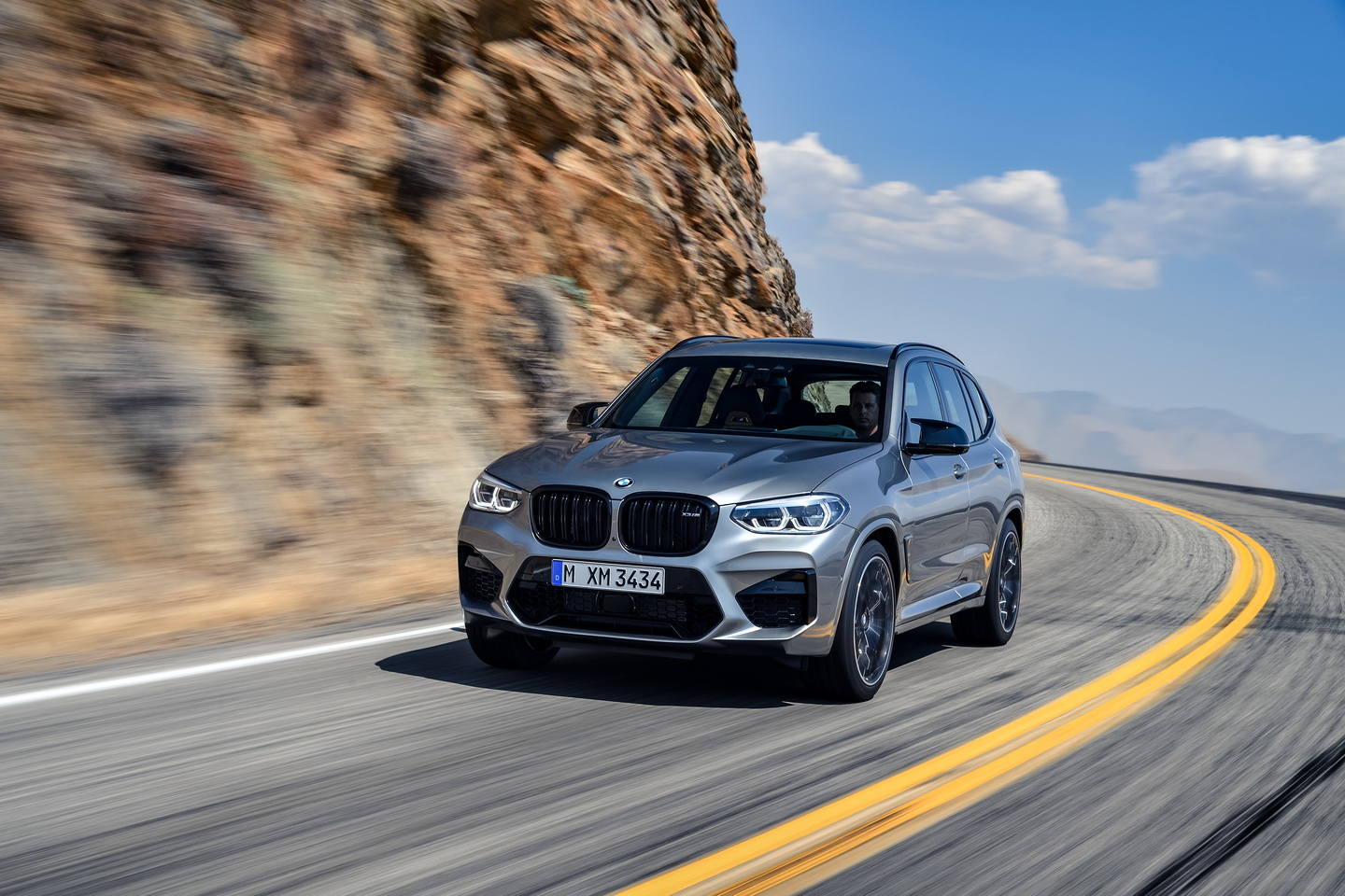 New 2019 BMW X3 X4 M Competition 24