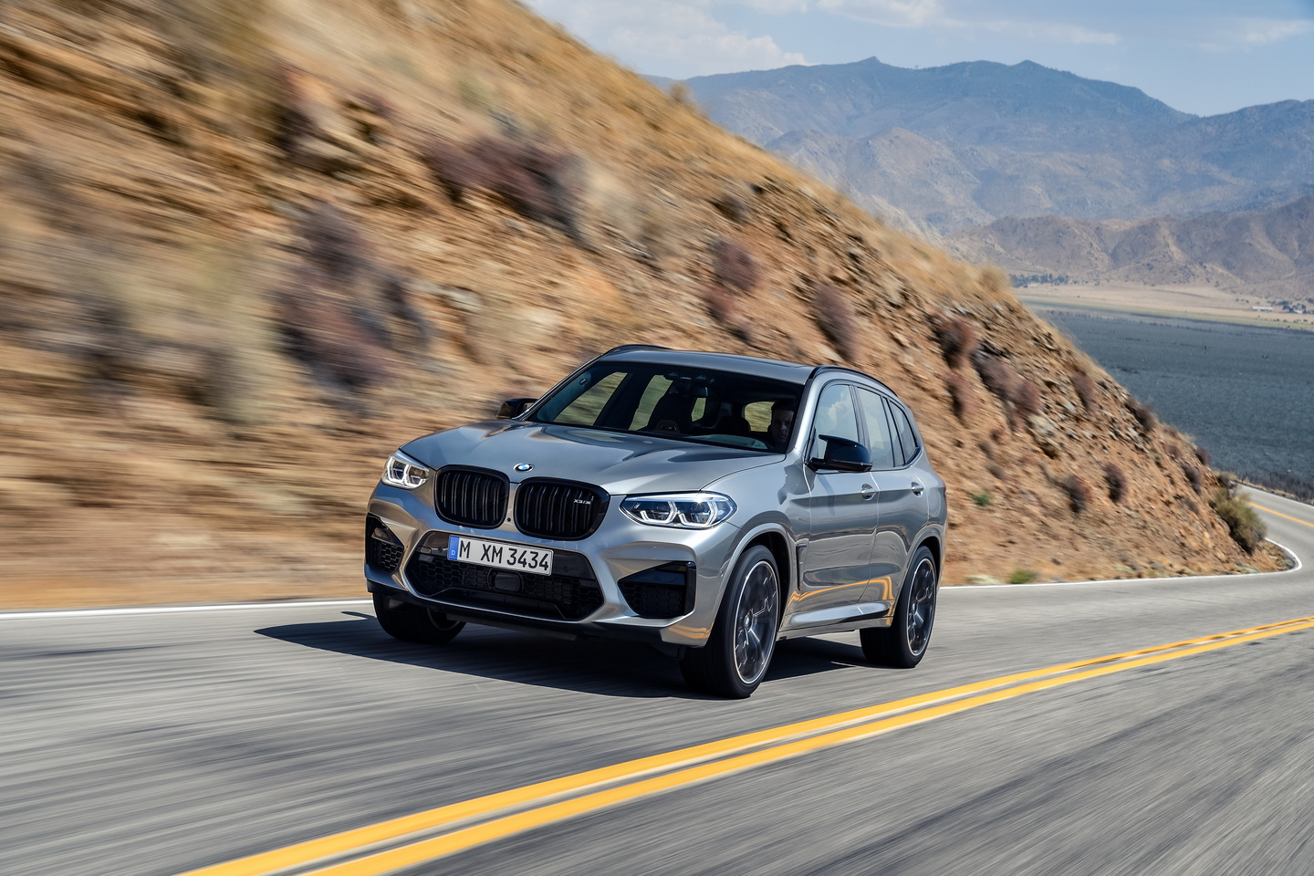 New 2019 BMW X3 X4 M Competition 25