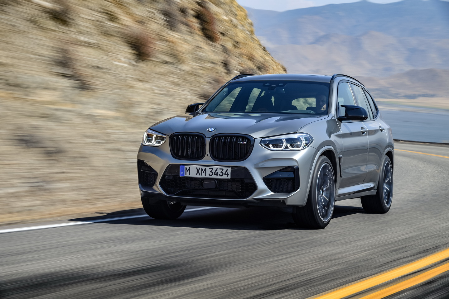 New 2019 BMW X3 X4 M Competition 26