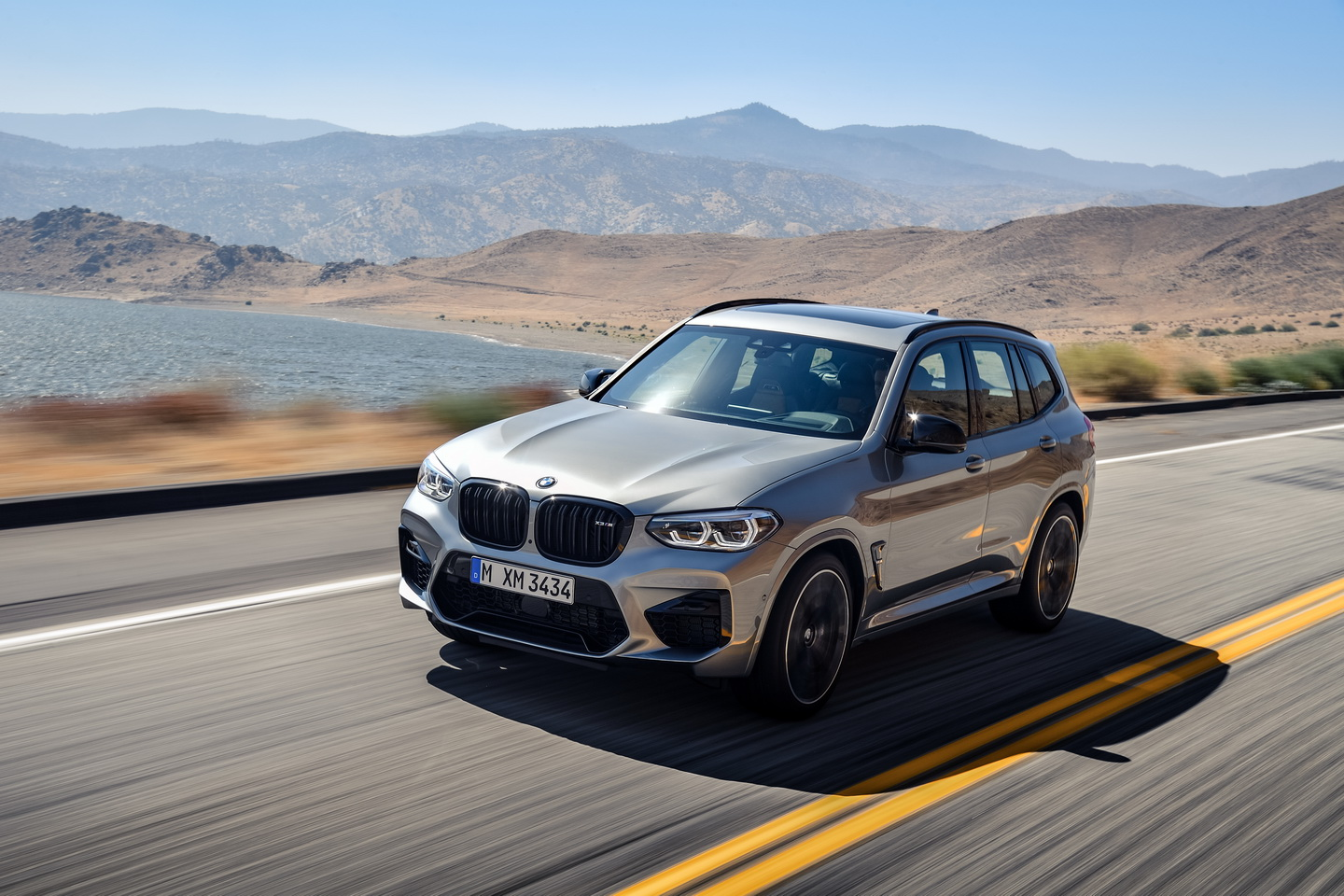 New 2019 BMW X3 X4 M Competition 27