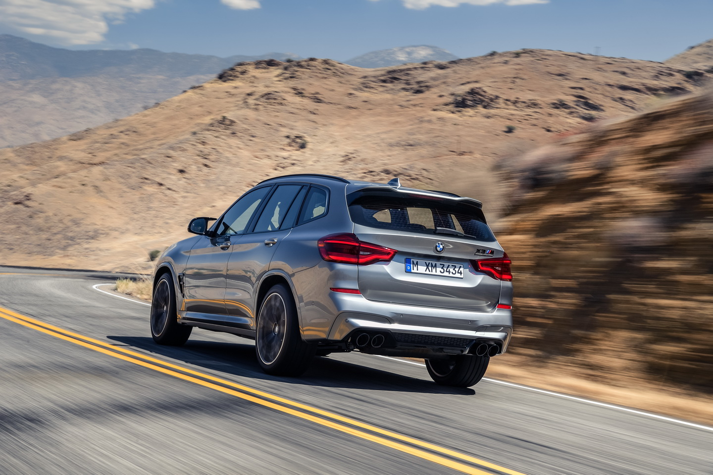 New 2019 BMW X3 X4 M Competition 29