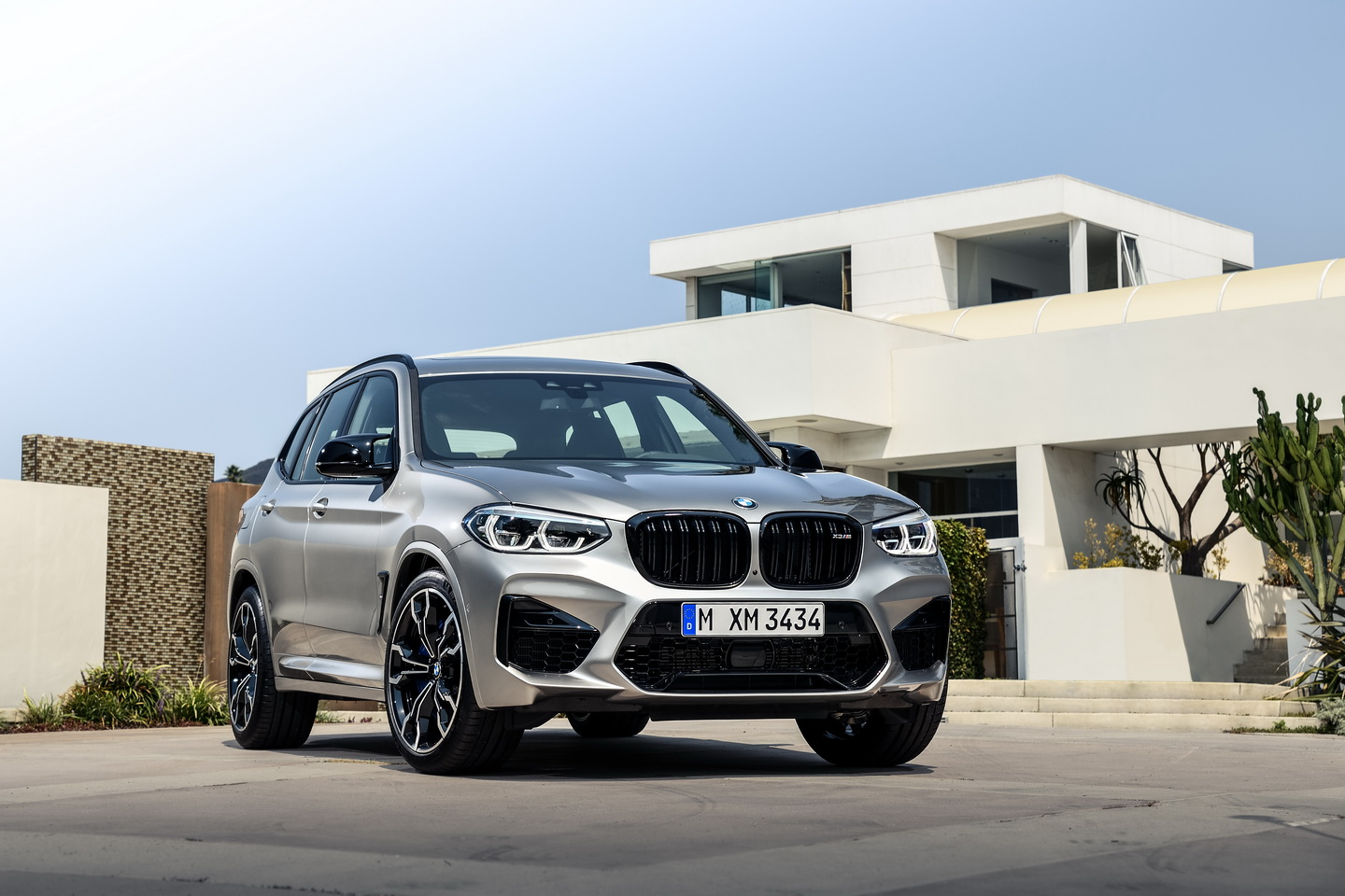 New 2019 BMW X3 X4 M Competition 3