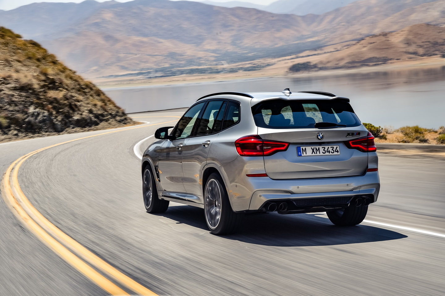 New 2019 BMW X3 X4 M Competition 30