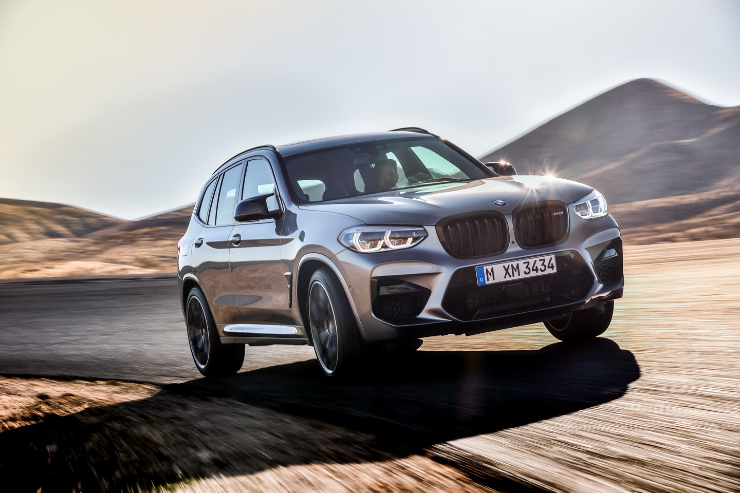 New 2019 BMW X3 X4 M Competition 31