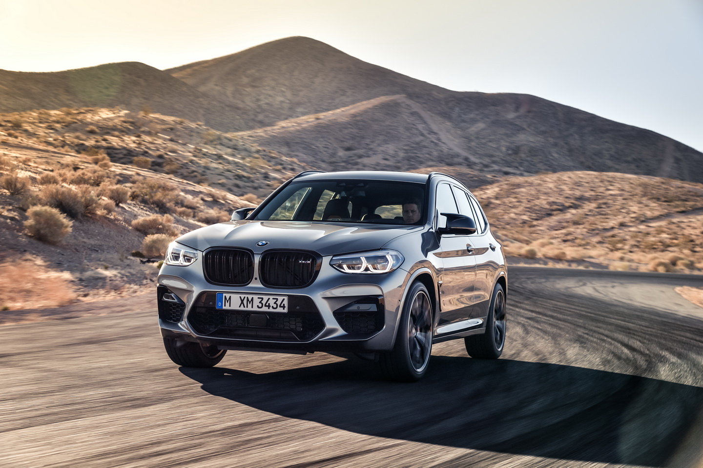 New 2019 BMW X3 X4 M Competition 32