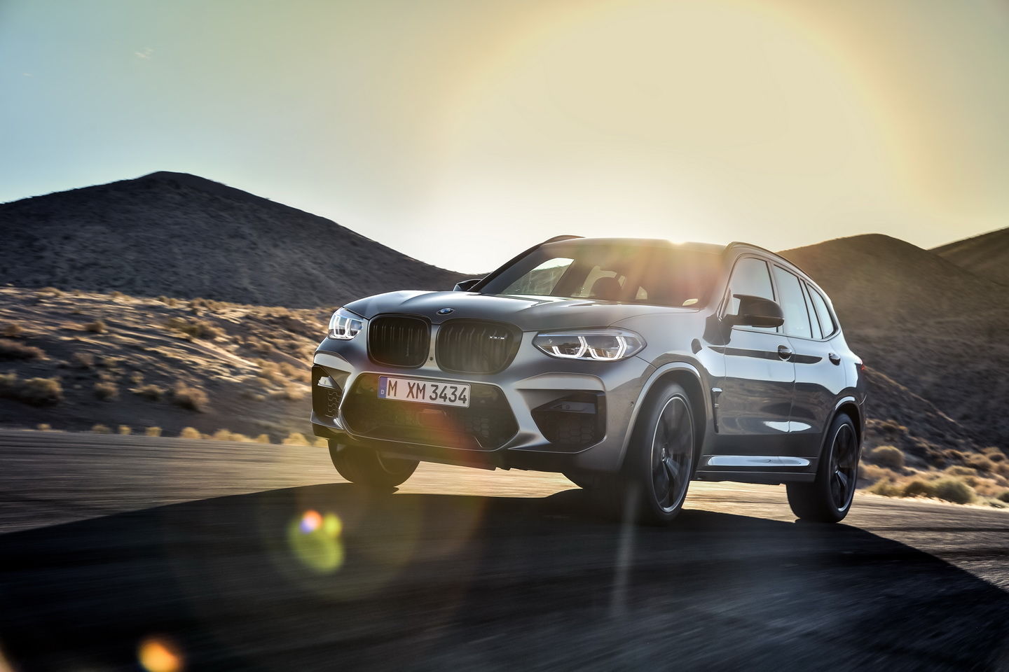 New 2019 BMW X3 X4 M Competition 33