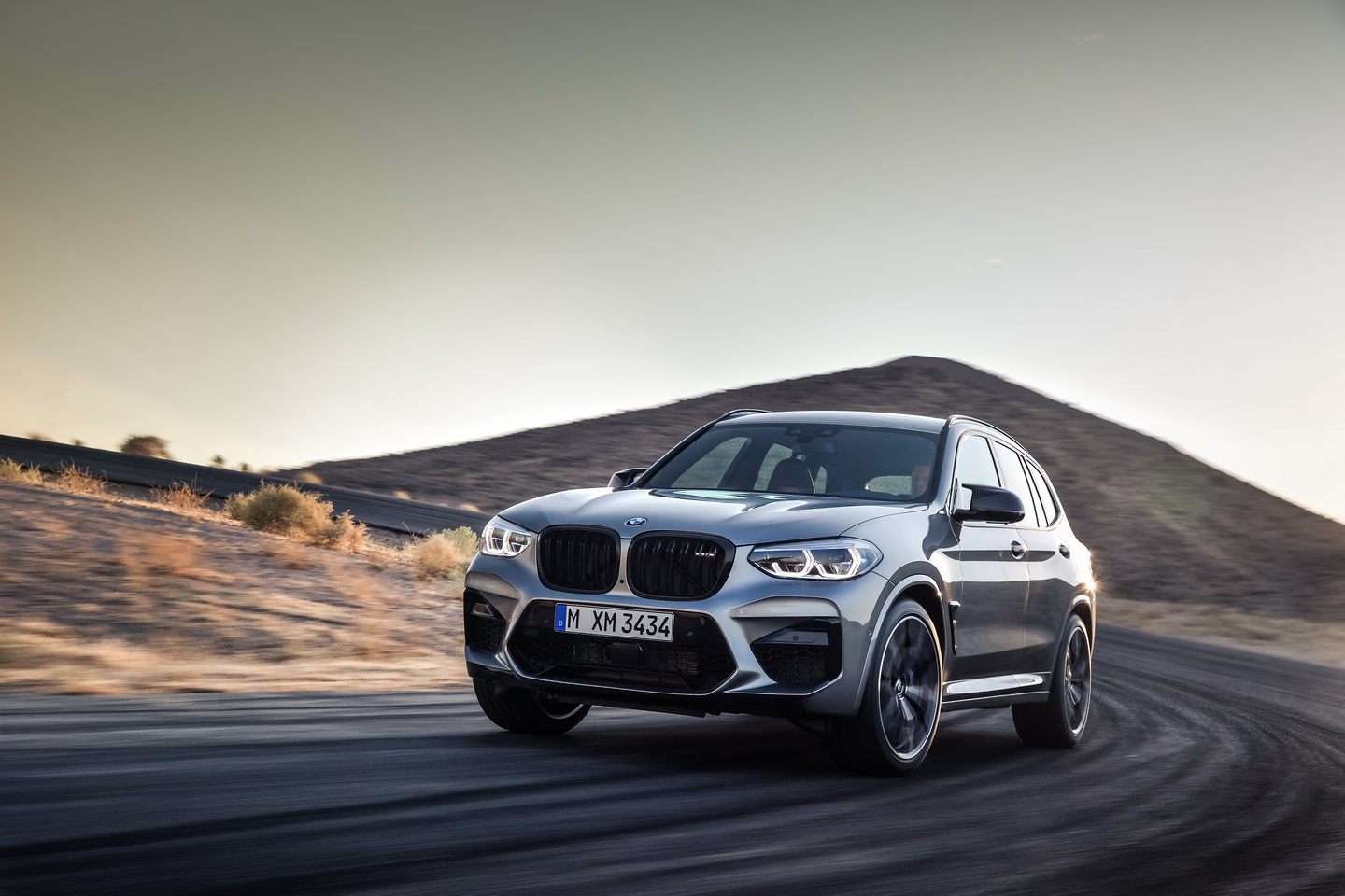 New 2019 BMW X3 X4 M Competition 34