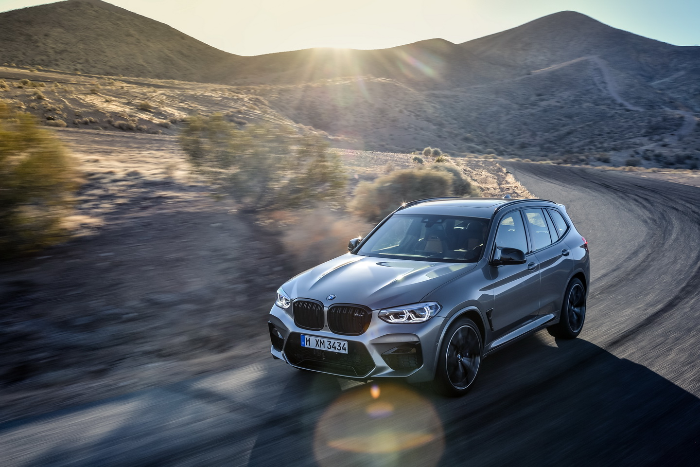 New 2019 BMW X3 X4 M Competition 35