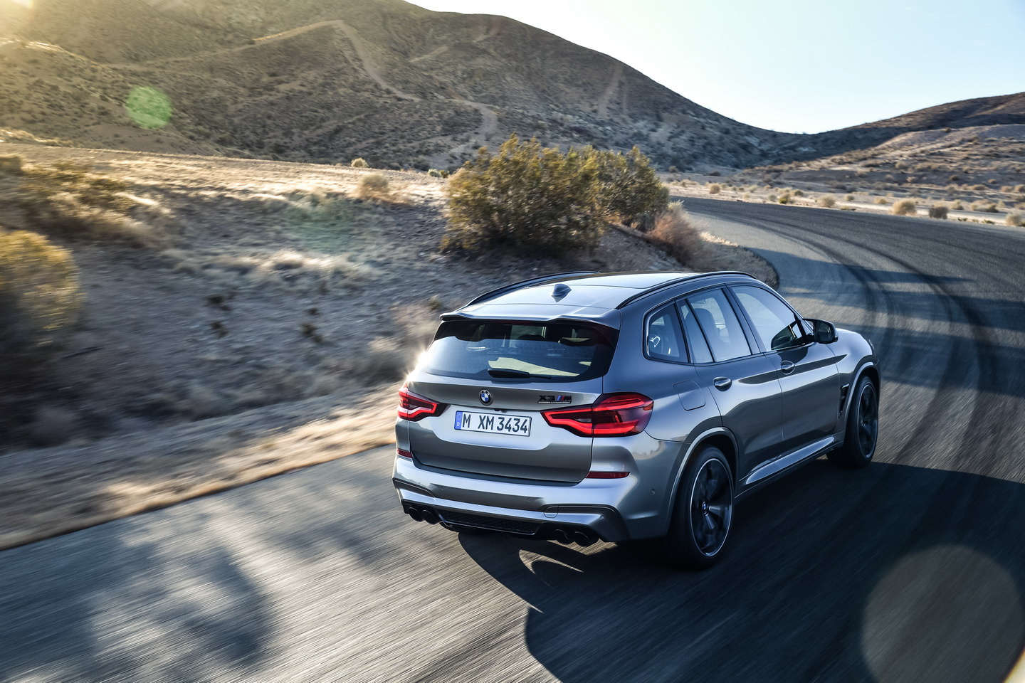 New 2019 BMW X3 X4 M Competition 36