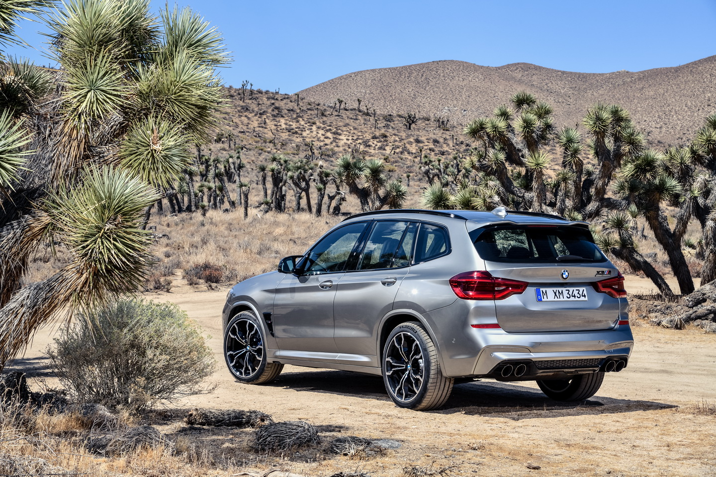 New 2019 BMW X3 X4 M Competition 37
