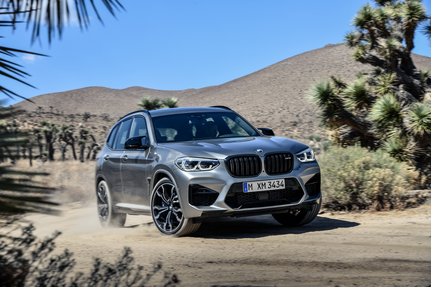 New 2019 BMW X3 X4 M Competition 39
