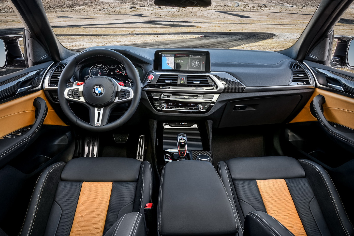 New 2019 BMW X3 X4 M Competition 40