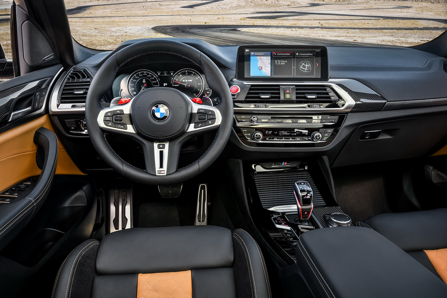 New 2019 BMW X3 X4 M Competition 41
