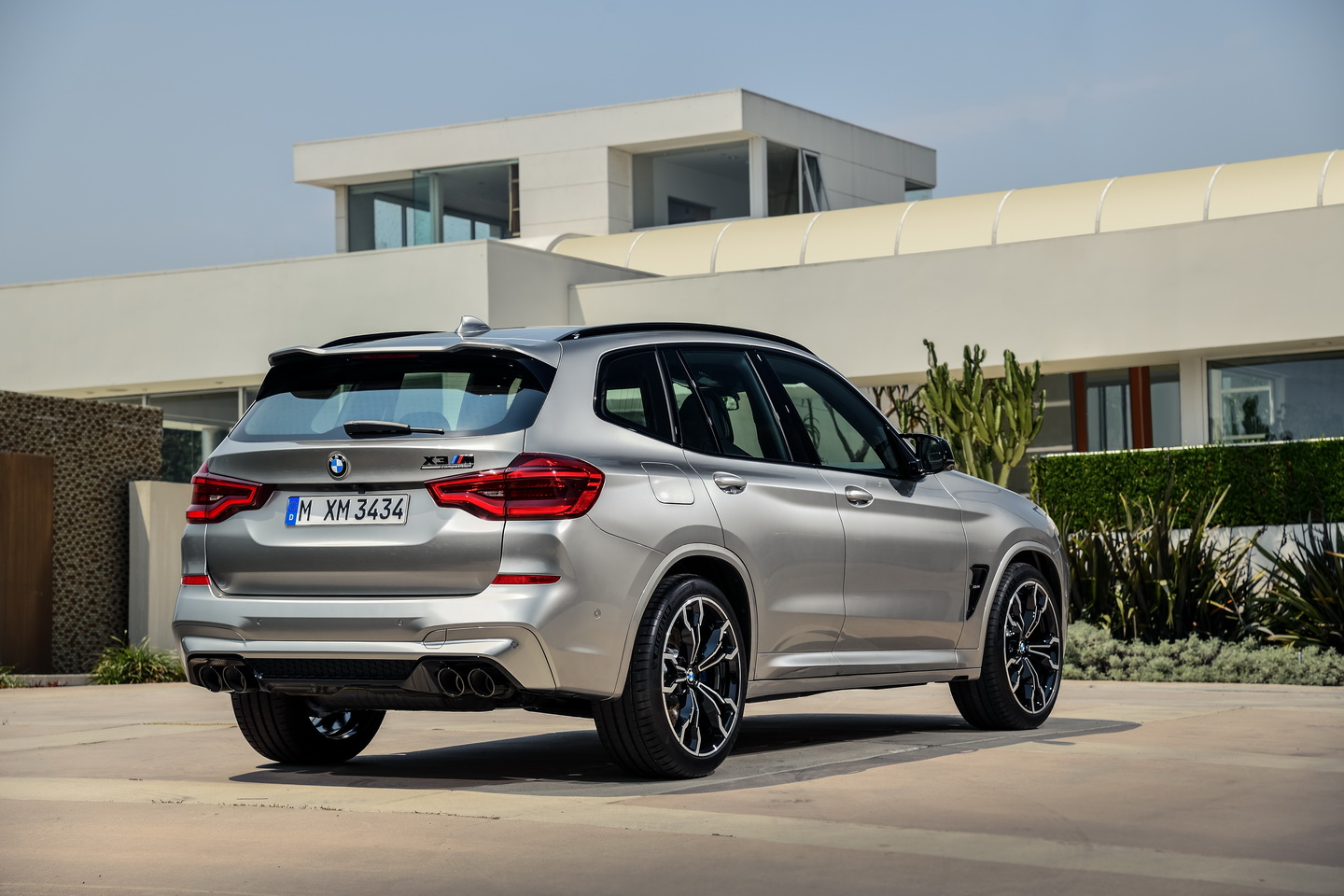 New 2019 BMW X3 X4 M Competition 5