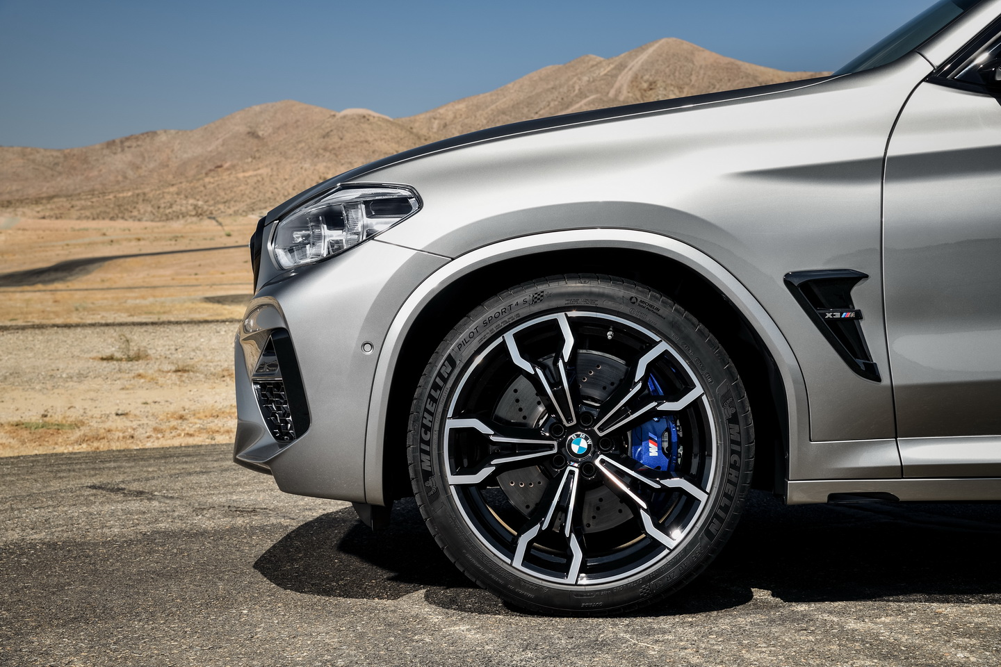 New 2019 BMW X3 X4 M Competition 50