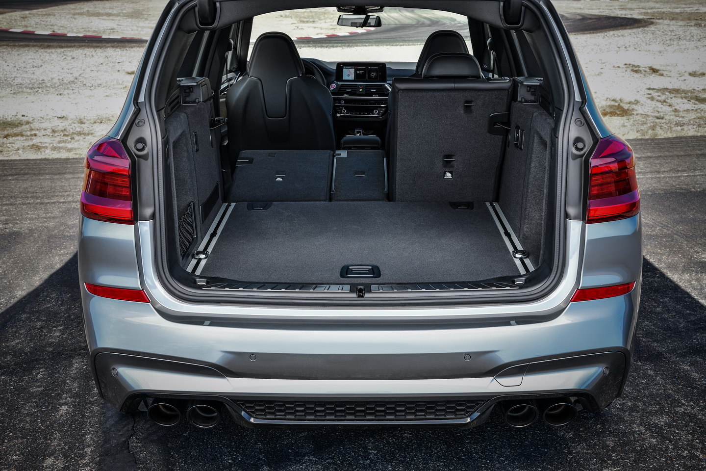 New 2019 BMW X3 X4 M Competition 54