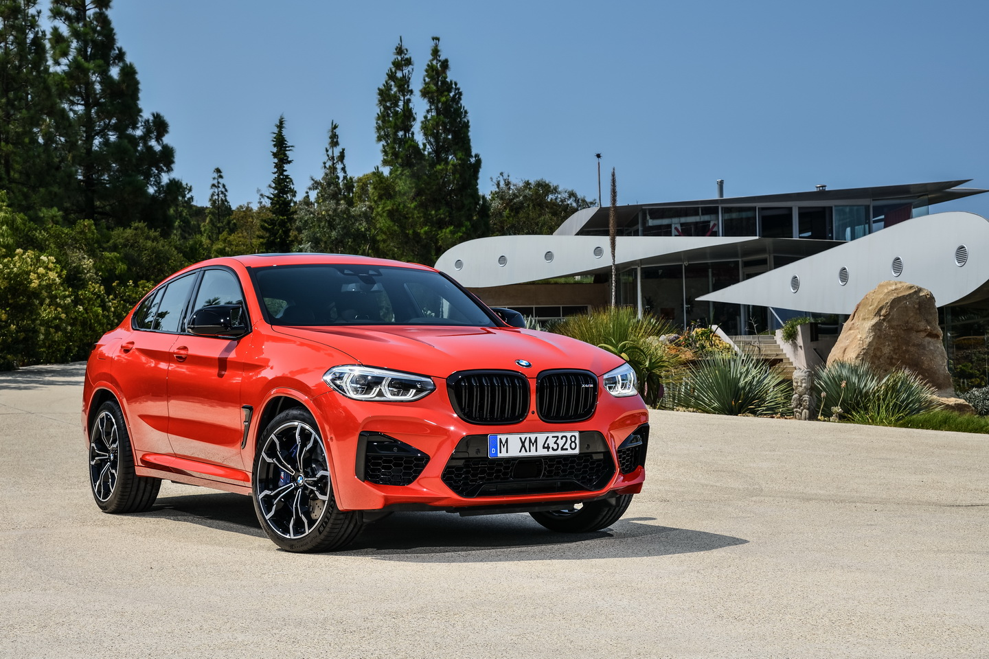 New 2019 BMW X3 X4 M Competition 55