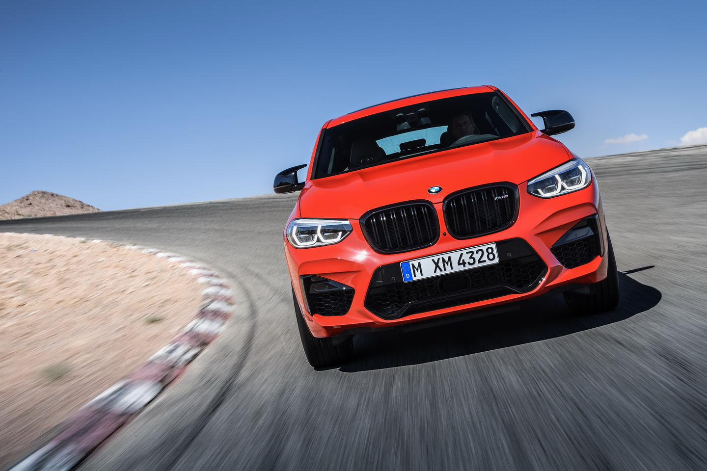 New 2019 BMW X3 X4 M Competition 59