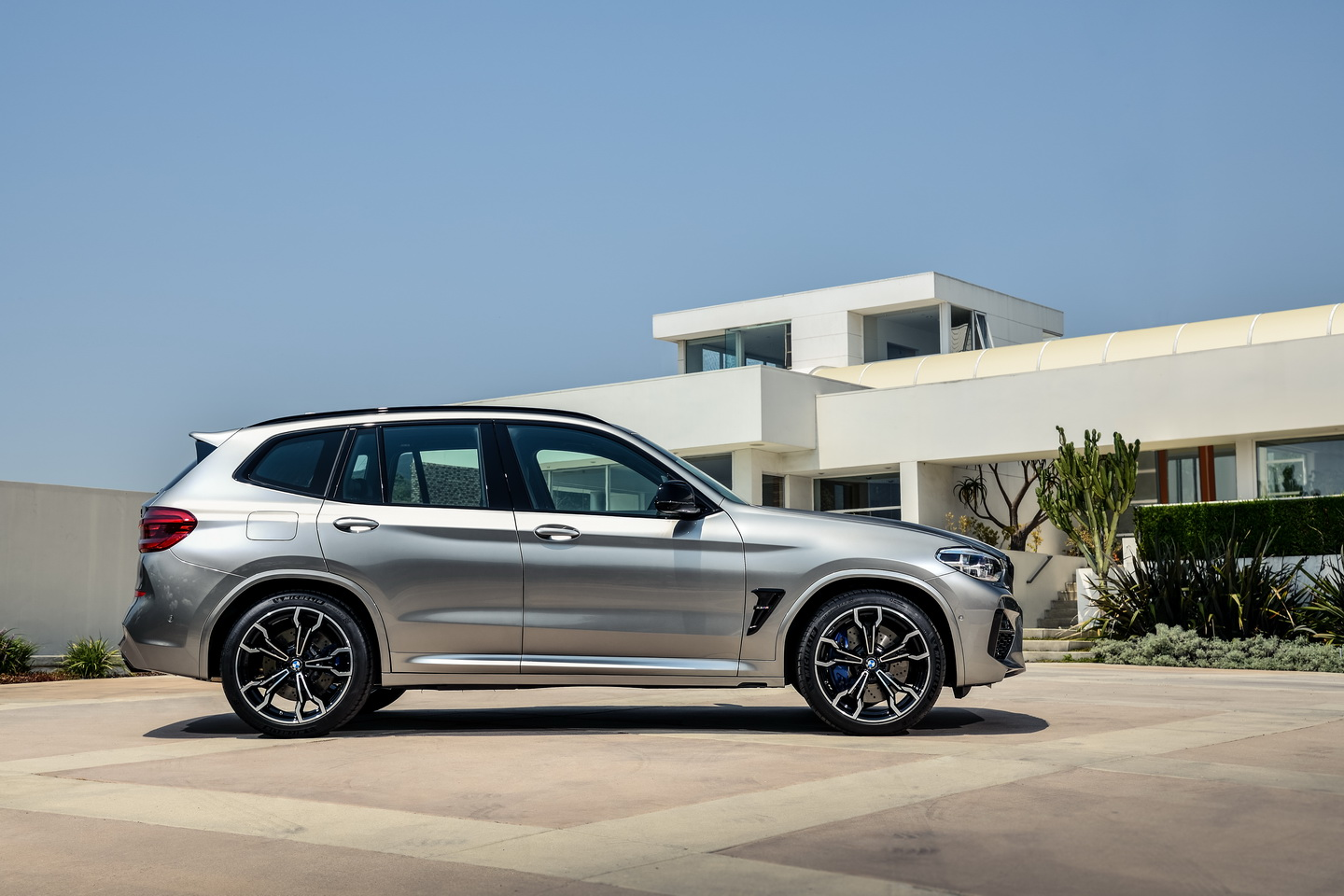New 2019 BMW X3 X4 M Competition 6