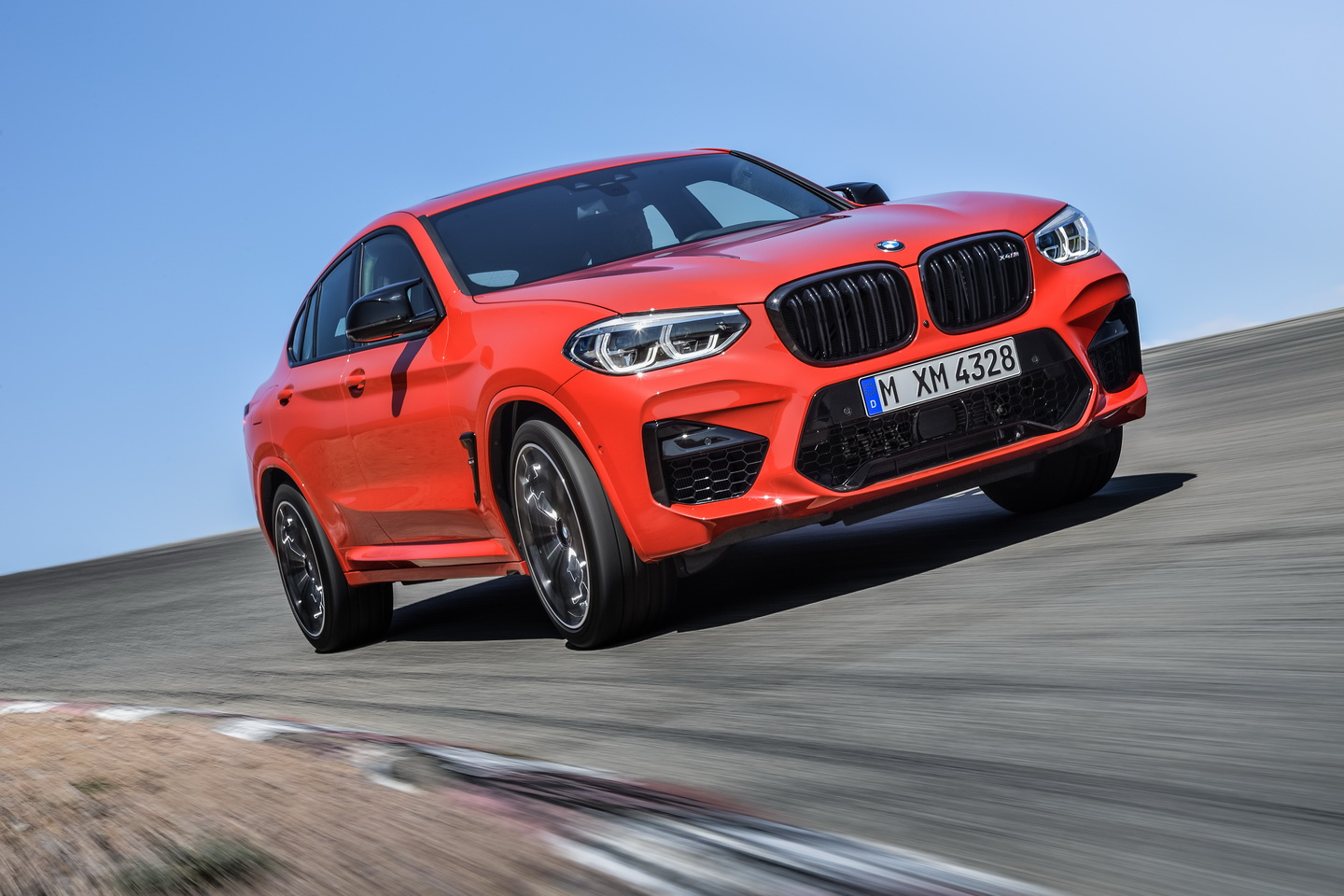 New 2019 BMW X3 X4 M Competition 60