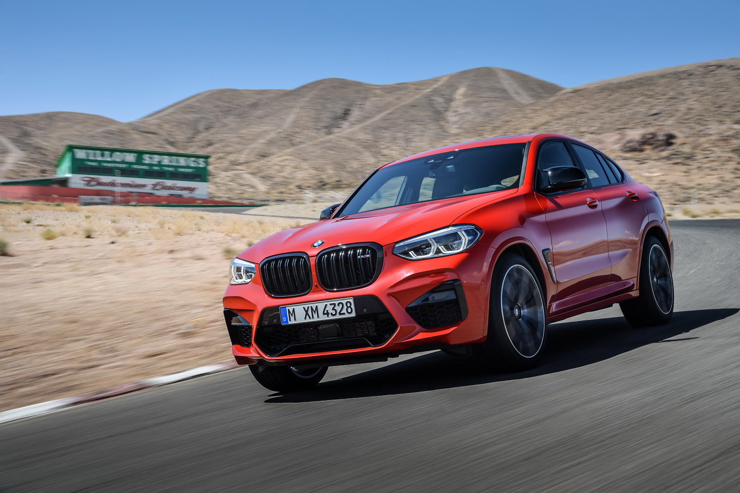 New 2019 BMW X3 X4 M Competition 63